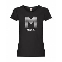CAMISETA M DE MADRID...